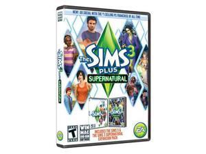 Sims 3 Plus Supernatural PC