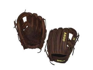 "11.5"" Game Leather Glove RHT"