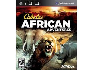 Cabela African Adventure  PS3