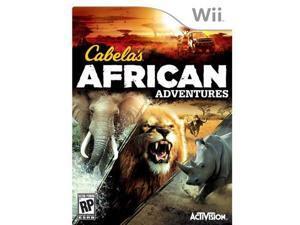Cabela African Adventure  Wii