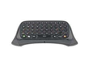 Xbox 360? Black Chatpad Wired Keyboard with Headset