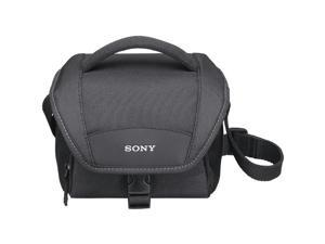 Stylish and Compact Camcorder Carrying Case