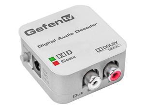 Digital to Analog Audio Decoder