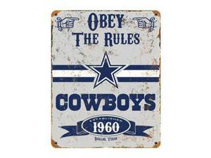 Cowboys Vintage Sign