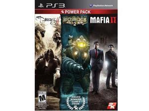 2K Power Pack Collection PS3