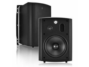 OSD Audio AP640 Black 6.5-inch Indoor or Outdoor 150-Watt Patio Speaker Pair