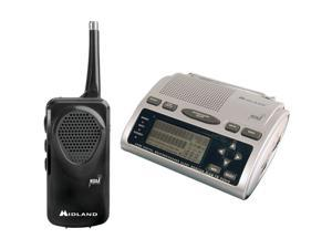 Midland Wr300 And Hh5O Weather Radio Bundles