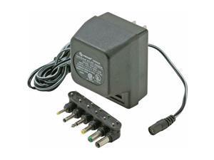 500mA Universal AC Adapter UL