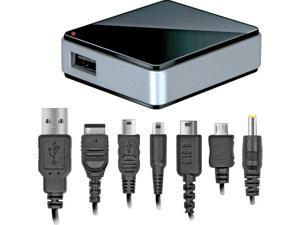USB AC Adapter for Portable Game Systems