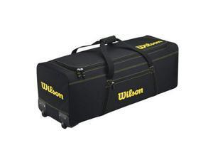 Wlsn Catcher Bag On Wheels BK