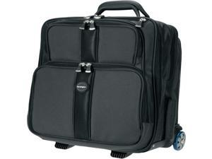 "17"" Contour? Ballistic Nylon Overnight Notebook Rolling Case"