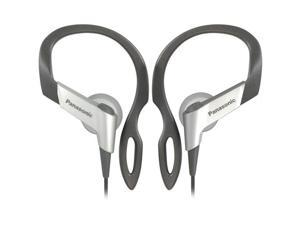 In-Ear Clip Earphone-Silver