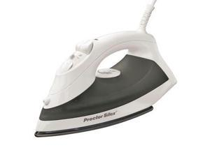 Proctor Silex 17202 Clothes Iron - 8.99 fl oz Reservoir Capacity - 1200 W - White