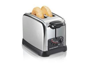 HB 2 Slice Chrome Toaster