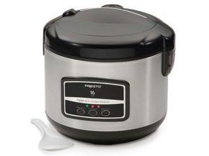 16cup Digital Rice Cooker
