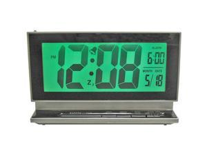 Multifunction LCD Alarm Clock
