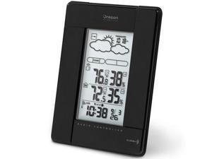 WeatherStation AtomicClock Blk