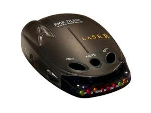 Radar / Laser Detector And Laser Scrambler