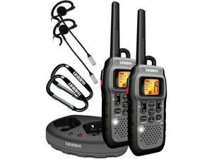 2-Way Submersible/Floating GMRS/FRS Radios with Up to 50-Mile Range