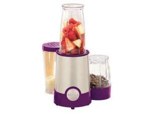 BLA 12Pc Rocket Blender Purple