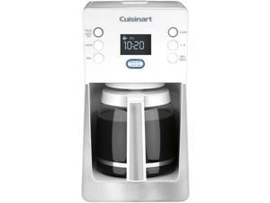 White PerfecTemp? 14-Cup Programmable Coffeemaker with Glass Carafe
