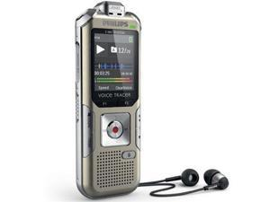 Philips Voice Tracer DVT6500 4GB Digital Voice Recorder