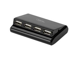 Connect Plus Charge 4-Port USB Travel Hub