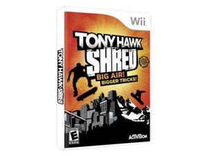 Activision Blizzard Inc 84050 Tony hawk ride 2: shred wii