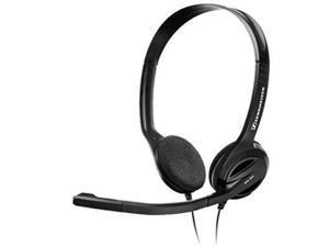 Sennheiser PC 36 Call Control Headset - Stereo - Black - USB - Wired - 32 Ohm - 40 Hz - 18 kHz - Over-the-head - Binaural ...