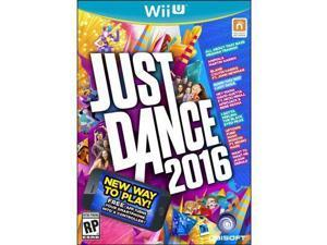 Ubisoft Just Dance 2016 - Entertainment Game - Wii U