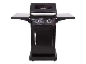 Char-Broil Gas Grill Value Series - 463622514 - 2 Sq. ft. Cooking Area - 2 Cooking Elements - Black