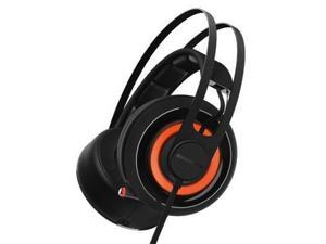 SteelSeries Siberia 650 USB, Single 3.5mm, 4-pole plug, Dual 3.5mm, 3-pole Connector Circumaural Headset
