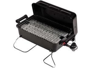 Char-Broil Portable Gas Tabletop Grill,Black