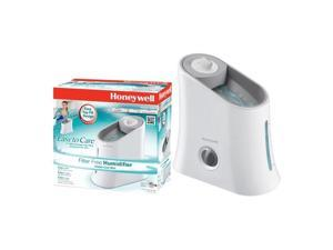 Honeywell Easy-To-Care Cool Mist Humidifier - Cool Mist, Ultrasonic - 1 gal Tank