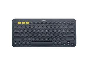 Logitech K380 920-007558 Black Bluetooth Wireless Mini Keyboard