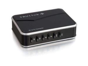 C2G 29548 Trulink vga/comp pc-tv adapt