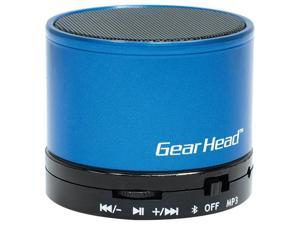 Gear Head BT3500BLU Features: Bluetooth Wireless Technology&#59; Lithium Rechargeable Battery&#59; Durable A