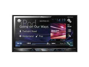 "PIONEER AVH-X490BS 7"" Double-DIN In-Dash DVD Receiver with Bluetooth(R) & SiriusXM(R) Ready"