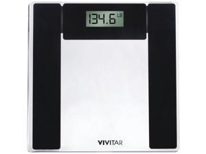 VIVITAR PS-V134-C Digital Bathroom Scale (Clear)