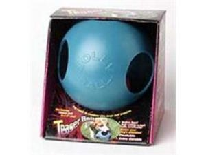 Jolly Pets - Horsemens Pride Teaser Ball - Dog Toy Red 6 In