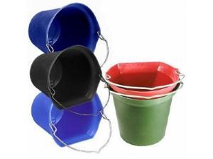 Flat Back Bucket Copycat Blue 20 Quart