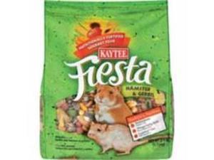 Kaytee Fiesta Hamster And Gerbil Food 3 Lb