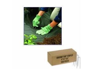 Easy Gardener Bulk Fabric Staples 1000 Count