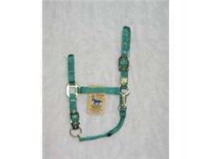 Halter - Nylon Chin Halter Average Green