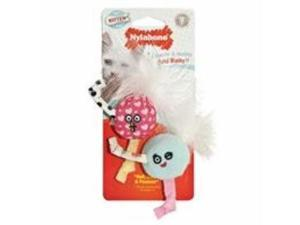 Kitten Crinkle And Rattle Odd Balls