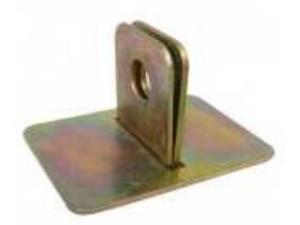 Arcade Game Lock Hook, fits both upright and cocktail cabinets, Price Each