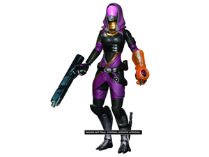 Tali Mass Effect 3 Series 1 Action Figure