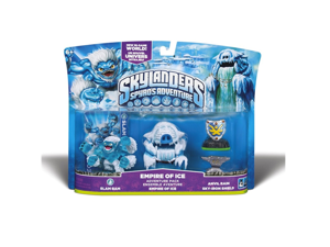 Empire of Ice Skylanders Spyro's Adventure 3 Pack