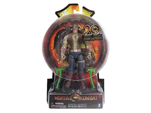 Nightwolf Mortal Kombat 9 6-Inch Action Figure