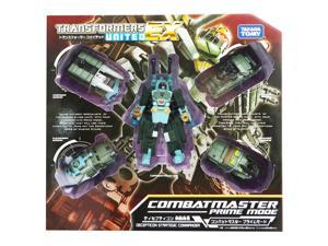 Combatmaster Prime Mode EX-01 Transformers United EX Takara Tomy Figures